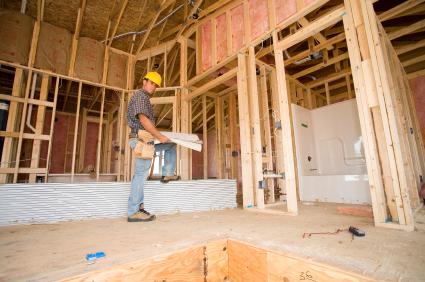 Constructie houtskeletbouw